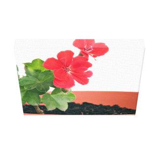 テーマ植物 キャンバスプリント