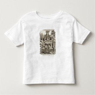 テーラーのための衣裳、パブ。 Gerard Valck (1651/2著 トドラーTシャツ
