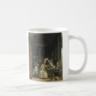 ディエゴベラスケス著Las Meninas コーヒーマグカップ