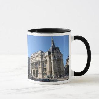 ディジョンの郵便局 マグカップ
