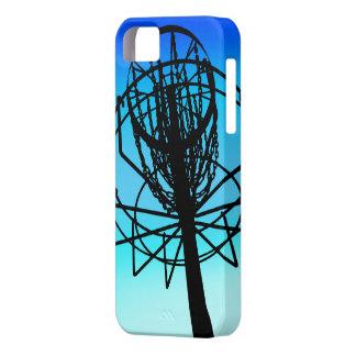 ディスクゴルフ電話箱 iPhone SE/5/5s ケース