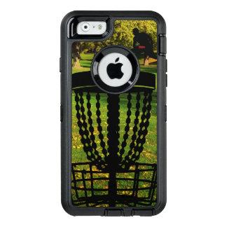 ディスクゴルフ麻薬常習者のカワウソ箱の擁護者の例 オッターボックスディフェンダーiPhoneケース