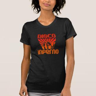 ディスコのインフェルノ Tシャツ