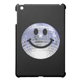 ディスコの球のスマイリー iPad MINIケース