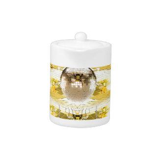 ディスコの球の蜂のはちの巣パターン