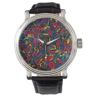 ディスコのZenscrawlの腕時計 腕時計