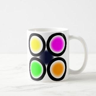 ディスコ夜 コーヒーマグカップ