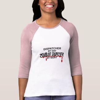 ディスパッチャーのゾンビのハンター Tシャツ