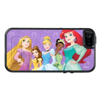 ディズニーのプリンセスは大胆不敵な|激しいです オッターボックスiPhone SE/5/5s ケース