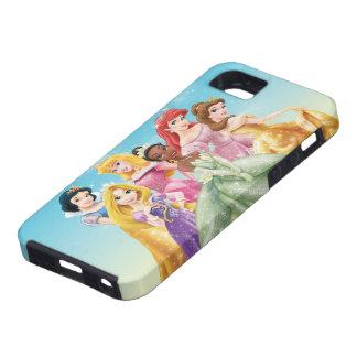 ディズニーのプリンセス|のティーアナによって特色にされる中心 iPhone SE/5/5s ケース