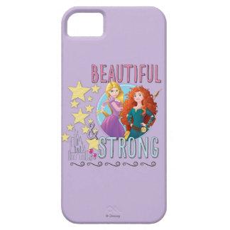 ディズニーのプリンセス| Rapunzelおよびメリダ iPhone SE/5/5s ケース