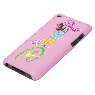 ディズニーのロゴ|の女の子のキャラクター Case-Mate iPod TOUCH ケース