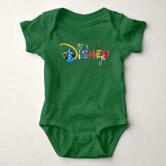 ディズニーのロゴ|の男の子のキャラクター ベビーボディスーツ