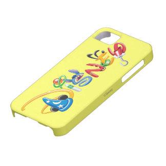 ディズニーのロゴ|の男の子のキャラクター iPhone SE/5/5s ケース
