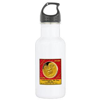 ディック・チェイニー大統領の記念する硬貨 ウォーターボトル