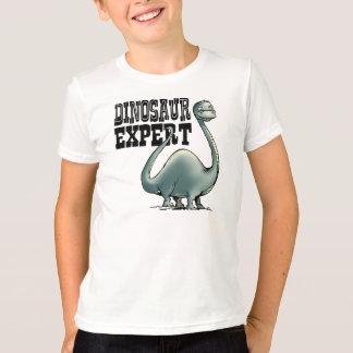 ディプロドクスの恐竜の専門家 Tシャツ