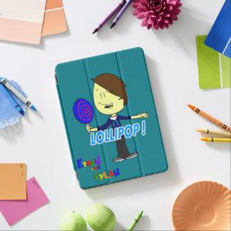 ディランの棒つきキャンデーのIpadの場合! iPad Air カバー