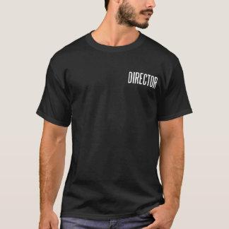 ディレクター基本的なT.Shirt黒 Tシャツ