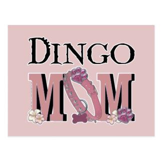 ディンゴのお母さん ポストカード