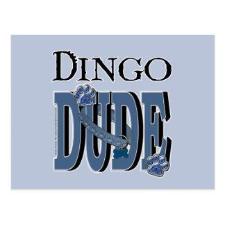 ディンゴの男 ポストカード