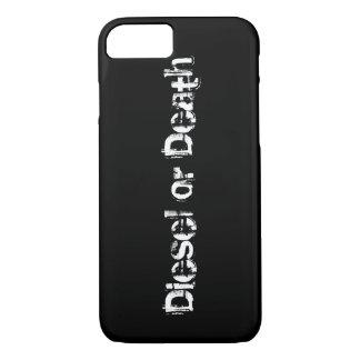 ディーゼルトラックのためのiPhone 7のやっとそこに場合は送風します iPhone 8/7ケース