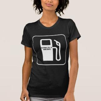 ディーゼルトラックファンのための厳しくディーゼルTシャツ Tシャツ