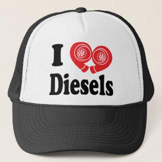 ディーゼルトラック運転手の帽子 キャップ