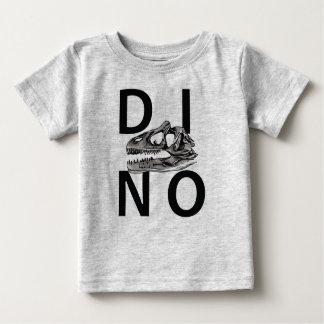 ディーノ-ヒースの灰色のベビーの罰金のジャージーのTシャツ ベビーTシャツ