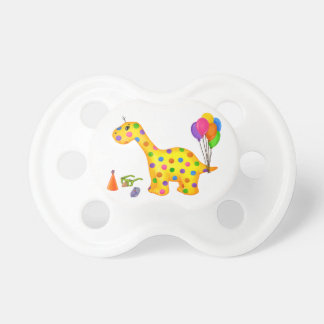 ディーノBuddies™の調停者- Rollo w/Balloons おしゃぶり