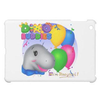 ディーノBuddies™ iPad Miniの堅い例-バックスターw/Ballo iPad Mini Case