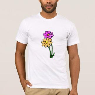 デイジーのおもしろい Tシャツ