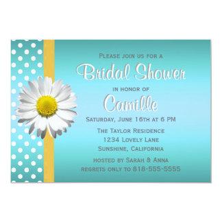 デイジーのブライダルシャワーの招待状 カード