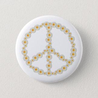 デイジーの平和 缶バッジ
