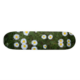 デイジーの花のスケートボード オリジナルスケートボード