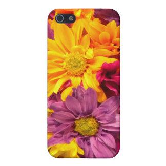 デイジーの花束のiPhone 5cケース iPhone 5 カバー