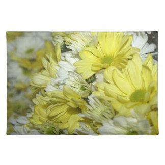デイジーの花束 ランチョンマット