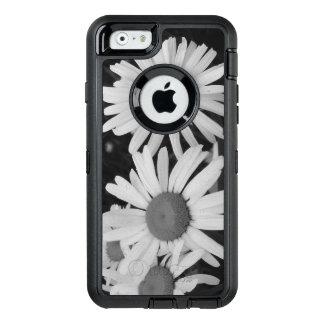 デイジーの花 オッターボックスディフェンダーiPhoneケース
