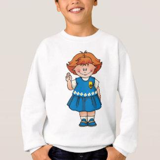 デイジーの赤毛 スウェットシャツ