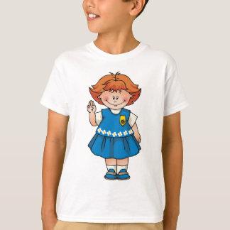 デイジーの赤毛 Tシャツ