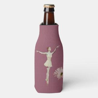 デイジーのPointeのバレリーナ ボトルクーラー