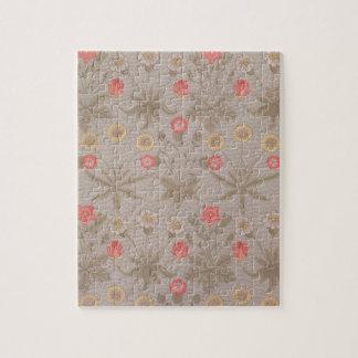 「デイジー」はウィリアムMによって、最初の壁紙設計しました ジグソーパズル