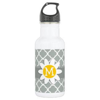 デイジー; 灰灰色; 灰色のクローバー ウォーターボトル