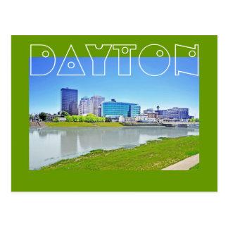 デイトン、オハイオ州、米国 ポストカード