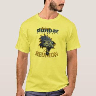 デイトンDunbarの第35懇親会 Tシャツ