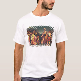 デイヴィッドの前のアビゲイルの提供 Tシャツ