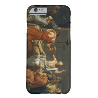 デイヴィッドのSocratesの死 Barely There iPhone 6 ケース