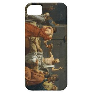 デイヴィッドのSocratesの死 iPhone SE/5/5s ケース