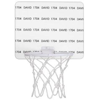 デイヴィッド1704の範囲 ミニバスケットボールゴール