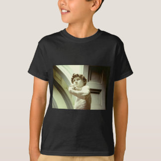 デイヴィッド-フィレンツェの永遠のイメージ Tシャツ