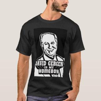 デイヴィッドGergenは私の同郷人Altです。 メンズT Tシャツ